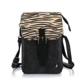 Tasje Belt Tiger - Zwart