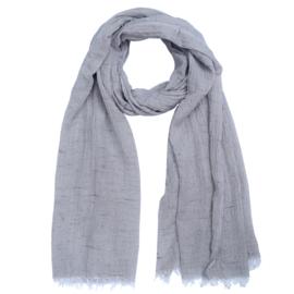 Sjaal Plain - Grijs