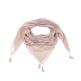 Sjaal Sparkling Lines - Roze