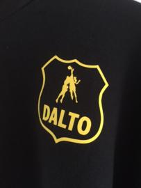 Dalto hoodie Yellow/Black