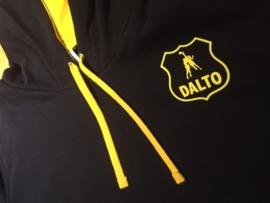 Dalto hoodie Yellow/Black (kids)