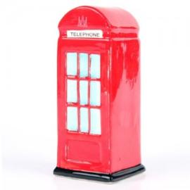 Spaarpot Londense telefooncel - D11497