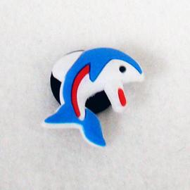 Jibbitz dolfijn - S11124