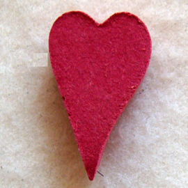 Wierook in hartvorm lily (10 stuks) - O10164