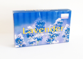 Darshan wierookkegeltjes lavendel - O10081