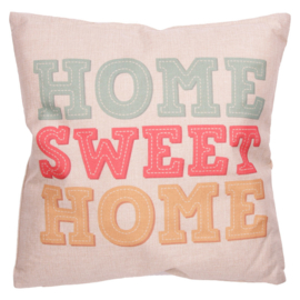 Kussen Home Sweet Home