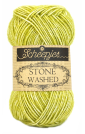 Stone Washed 812 Lemon Quartz - Scheepjeswol