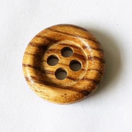 Knoop hout 22 cm - D12243