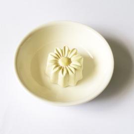 Geursteentje witte bloem - D12337