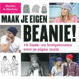 Boek Maak je eigen beanie - D12117