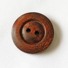 Knoop hout 21 mm - D12244