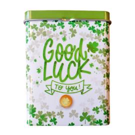 Sigarettendoosje Good luck to you