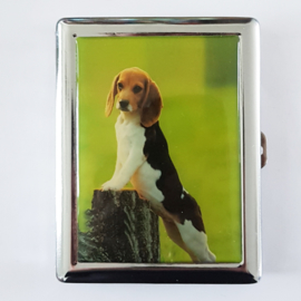 Sigarettenkoker hond - D10486