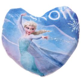 Frozen warmtekussen - Elsa - D12461b
