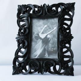 Fotolijst Belvedere zwart 10*15