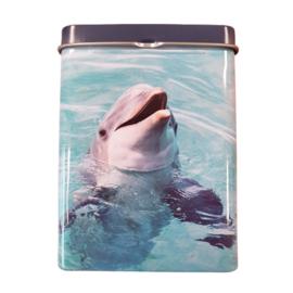 Sigarettendoosje dolfijn