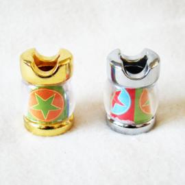 Sigarettendover design ster  - D11770