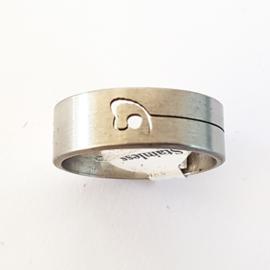 RVS ring - S10108
