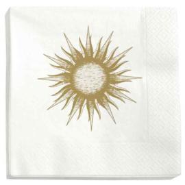 Servet zon (5 stuks) - D13088
