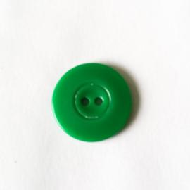 Knoop groen 20 mm - D12089