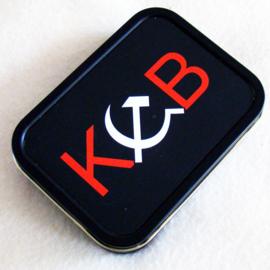 Tin can KGB - D11299