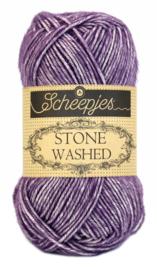 Stone Washed 811 Deep Amethyst - Scheepjeswol