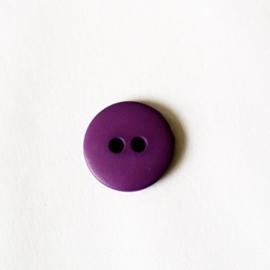Knoop paars 14 mm - D12083