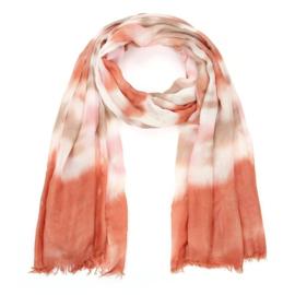 Sjaal bruintinten - D14077
