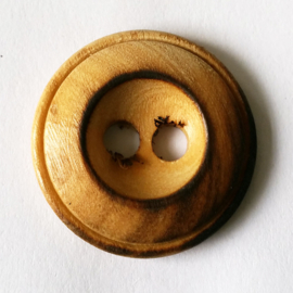 Knoop hout 27 mm - D12238
