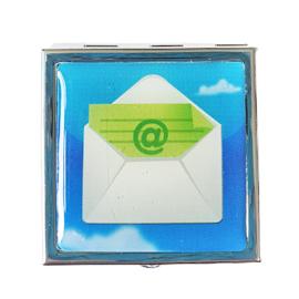 Pillendoosje envelop - D14636