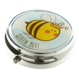 Pillendoosje queen bee - D13289