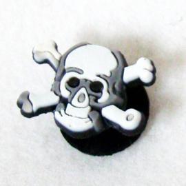Jibbitz schedel - S11138