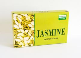 Darshan wierookkegeltjes Jasmijn - O10083