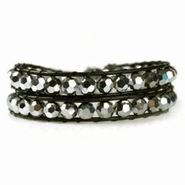 Lulu armband zilverkleur - S11002