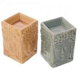 Olieverdamper vierkant met boeddha - D11922