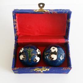 Meridiaankogels panda 3,5 cm - D13050