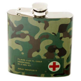 Flask Camouflage - D13032