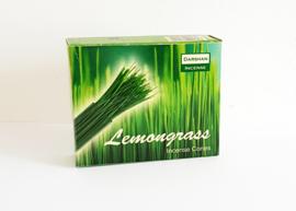 Darshan wierookkegeltjes Lemongrass - O10147