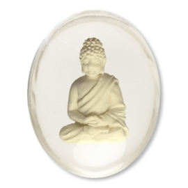 Boeddha inspiratie steen - D11570