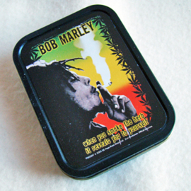 Tin can Bob Marley - D10560