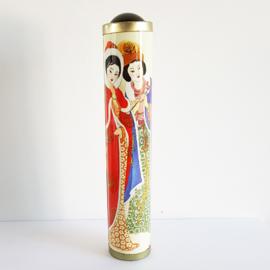Kaleidoscope geisha's - D11947