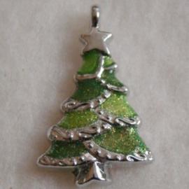 Bedel kerstboom groen - S10302