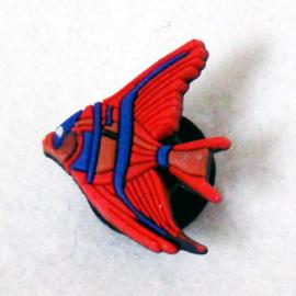 Jibbitz tropische vis - S11137