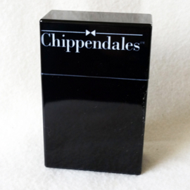 Sigarettendoosje Chippendales zwart - D12530