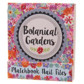 Nagelvijltjes botanical gardens roze - D12830a