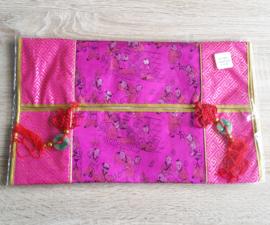 Tissuehoes roze - D12525