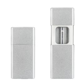 Zakasbakje zilverkleur - D14304