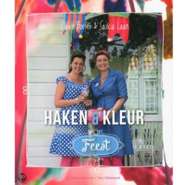 Boek Haken & Kleur Feest - D12338