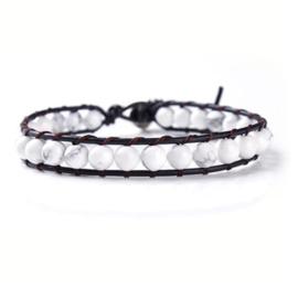 Lulu armband wit - S10981