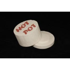 Hotpot voor glasfusion - standaard 80 mm